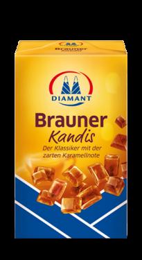 Diamant Brauner Kandis - Der Klassiker mit der zarten Karamellnote