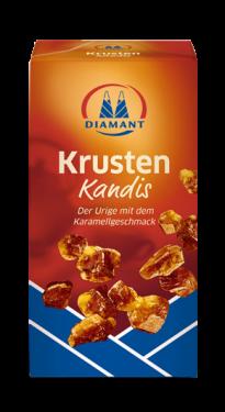 Diamant Krusten Kandis - Der Urige mit dem Karamellgeschmack