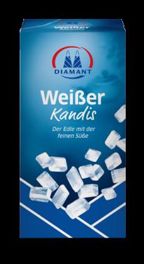 Diamant Weißer Kandis -  Der Edle mit der feinen Süße