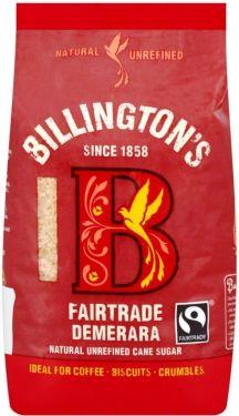 Billington's Demerara Zucker Fairtrade