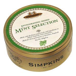 Simpkins – Mint Selection Drops 200g – Dose