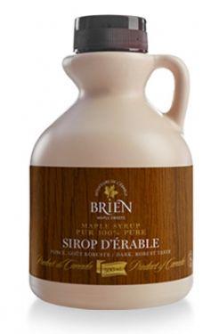 Brien Ahornsirup - Eine gute Alternative zu traditionellem Zucker