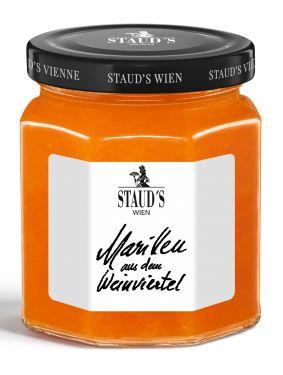 Staud's Wien - Marillen Konfitüre 250g aus dem Weinviertel