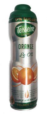 Teisseire - Le 0% Fruchtsirup Orange 600ml