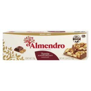 Mandelkrokant mit Vollmilchschokolade