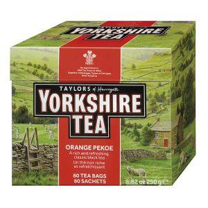 Taylors of Harrogate – Yorkshire Tea 250g 80 Aufgussbeutel