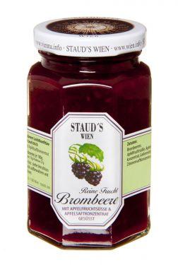 Staud's Wien - Reine Frucht Brombeere 60% Fruchtanteil 250g