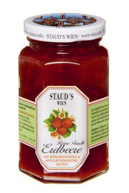 Staud's Wien - Reine Frucht Erdbeere 60% Fruchtanteil 250g