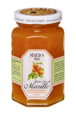 Staud's Wien - Reine Frucht Marille / Aprikose 60% Fruchtanteil 250g