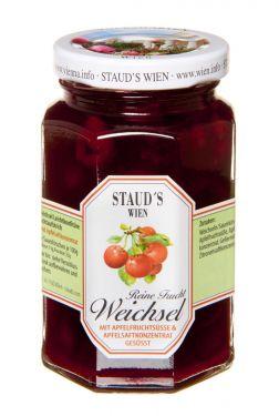 Staud's Wien - Reine Frucht Weichsel / Sauerkirsche 60% Fruchtanteil 250g