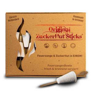 Zuckerhutsticks 12St.