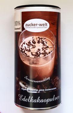 Kakaopulver für Trinkschokolade (Kakao: 100% mindestens)