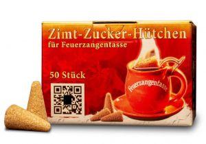 Zimt-Zucker-Hütchen 400g 50St.